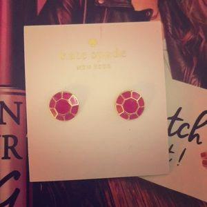 🆕 Kate Spade Pink Earrings